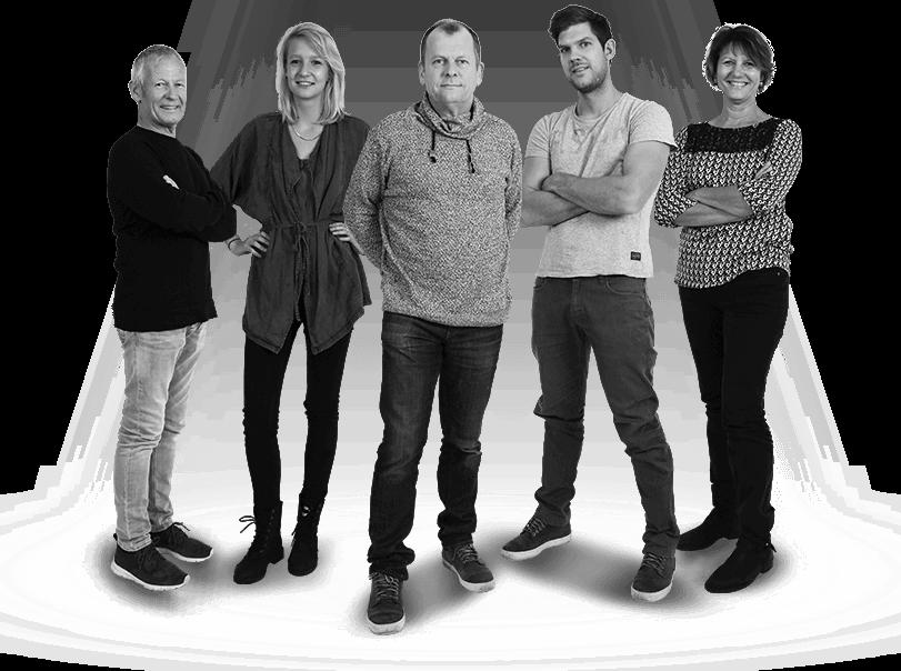 Paul Spronk Openhaarden Team