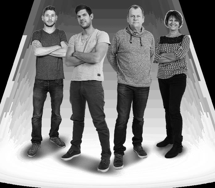 Spronk Openhaarden Team